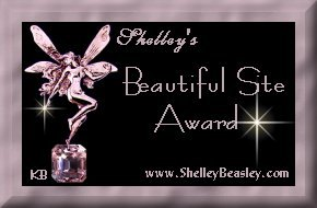 A Beautiful Site Created By Shelley's Mom Peggy Martin