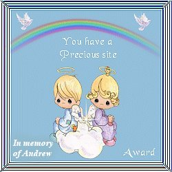 Thank You Andrews Mom~Please See Andrews Memorial From His Mom